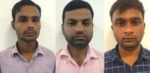 Indian Men arrested for Running Fake Insurance Company f