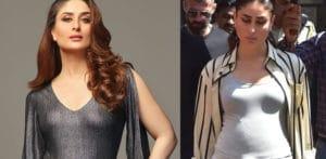Is Kareena Kapoor Khan 'Pregnant' showing Baby Bump f