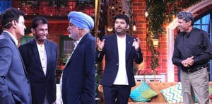 Kapil Sharma brings 1983 Cricket World Cup Winners Together