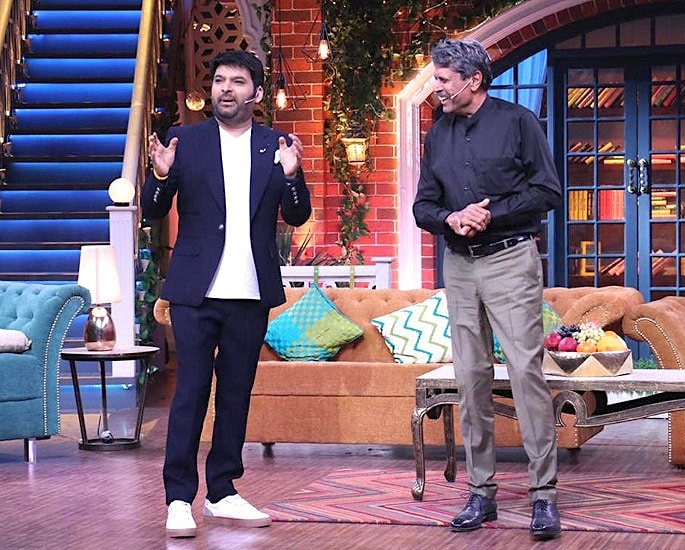 Kapil Sharma brings 1983 Cricket World Cup Winners Together - IA-2