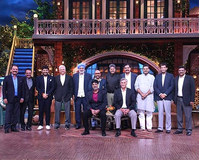 Kapil Sharma brings 1983 Cricket World Cup Winners Together - IA 3