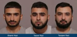 Kazi Brothers jailed for Baseball Bat attack in Leicester