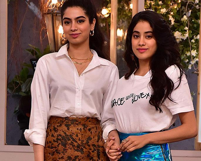 Khushi Kapoor wants Karan Johar to be her Mentor