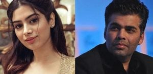 Khushi Kapoor wants Karan Johar to be her Mentor f