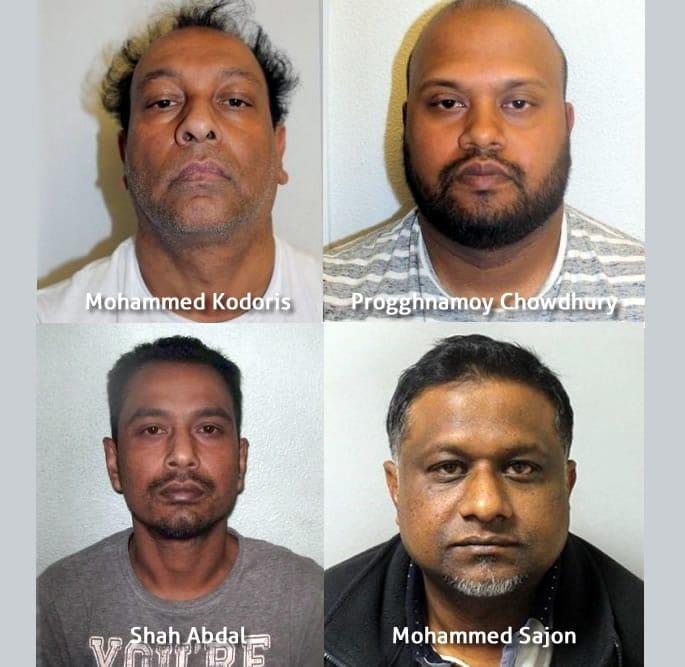 London Men jailed for Kidnap, False Imprisonment and Blackmail