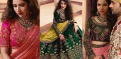 Modern Bridal Lehengas for your Wedding