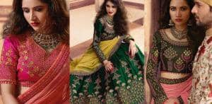 Modern Bridal Lehengas for your Wedding f
