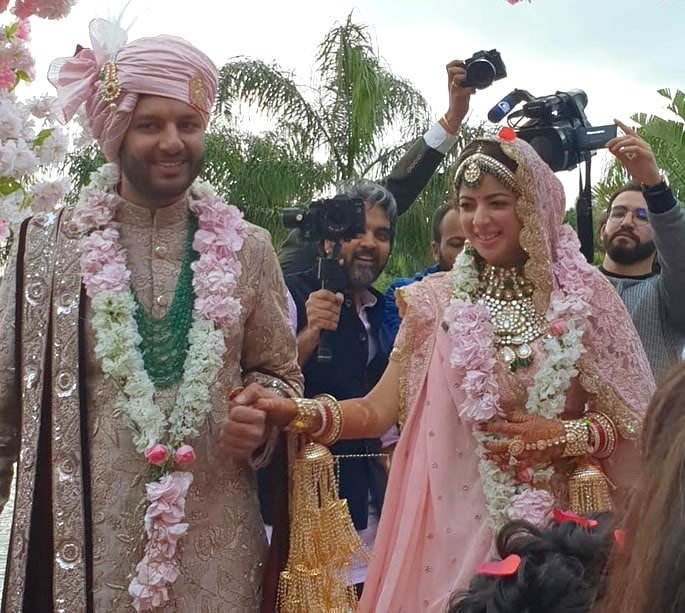 Most Expensive Indian Wedding in Turkey with Big Stars - couple