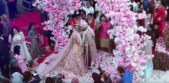Most Expensive Indian Wedding in Turkey with Big Stars - f