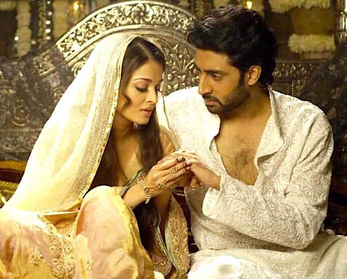No 'Gulab Jamun' for Aishwarya and Abhishek as Film is Axed - Aishwarya Rai Bachchan Abhishek Bachchan