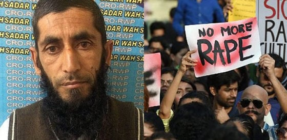 Pakistani Teacher arrested for Trying to Rape Girl aged 8 f