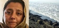 Pakistani Woman caught for Drowning her Baby Daughter in Sea