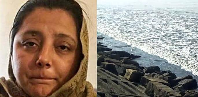 Pakistani Woman caught for Drowning her Baby Daughter in Sea ft