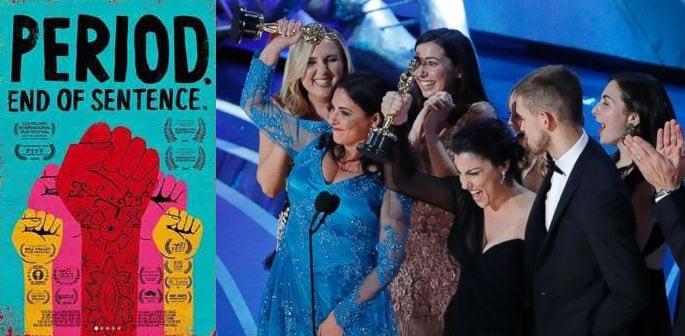 'Period. End of Sentence' Documentary wins 2019 Oscar f