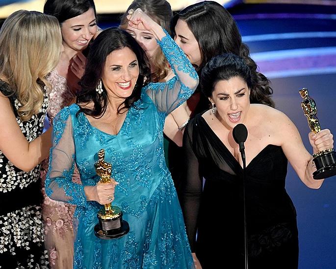 'Period. End of Sentence' Documentary wins Oscar