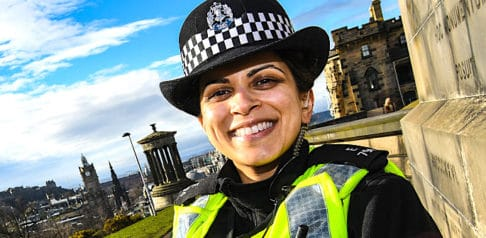 Police Scotland: The Journey of Constable Samera Ashraf