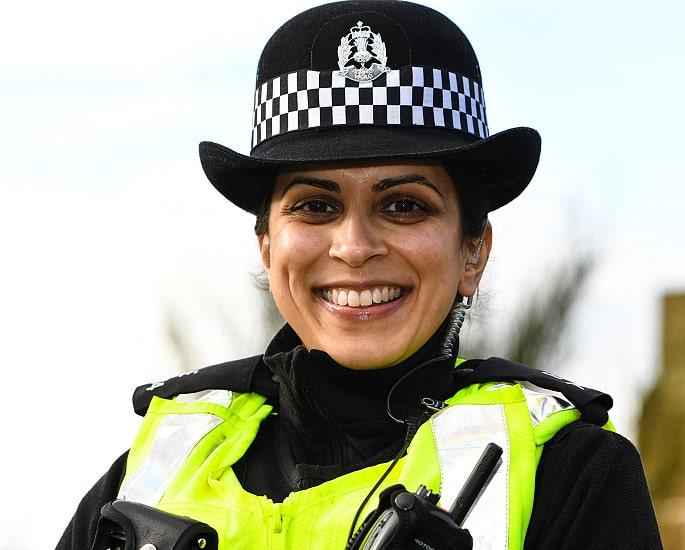 Police Scotland: The Journey of Constable Samera Ashraf - IA2