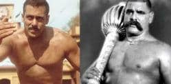 Salman Khan's next TV Show is about Wrestler Gama Pehalwan