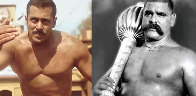Salman Khan's next TV Show is about Wrestler Gama Pehalwan f