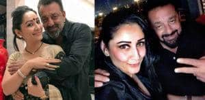 Sanjay Dutt gets Romantic for 11th Wedding Anniversary f
