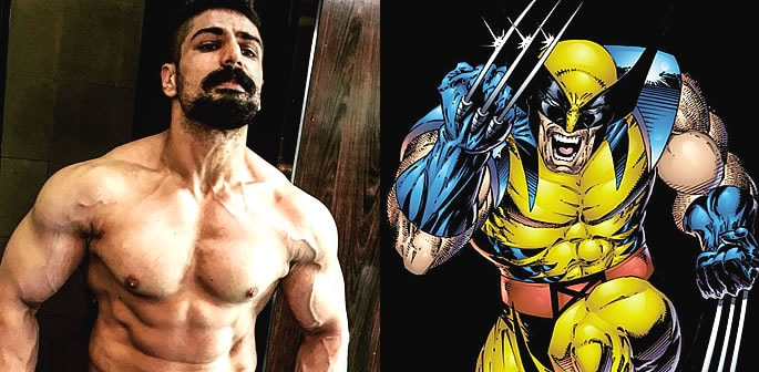 TV Actor Rajat Tokas wants to be Marvel's next Wolverine f