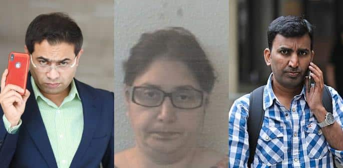 Three Convicted over Bogus College Scam worth £3.5 million f