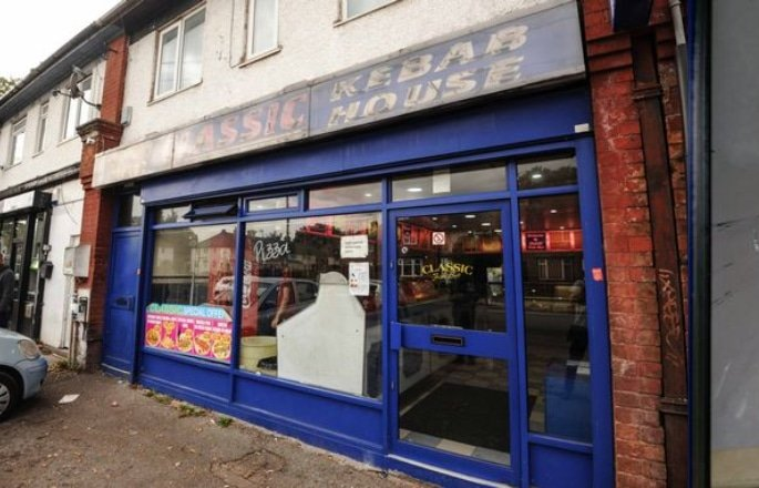 Three Teenagers jailed for Shooting at Chip Shop