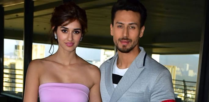 Tiger Shroff and Disha Patani get Engaged f