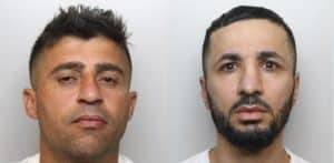 Two Sheffield Men jailed for Class A Drug Dealing during Day f