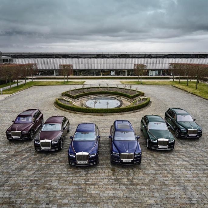 UK Billionaire Reuben Singh buys 6 Rolls-Royces Owning over 20