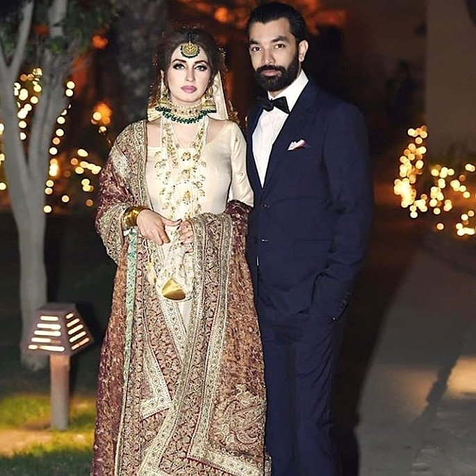 Wedding Highlights of Iman Ali & Babar Bhatti - IA 12
