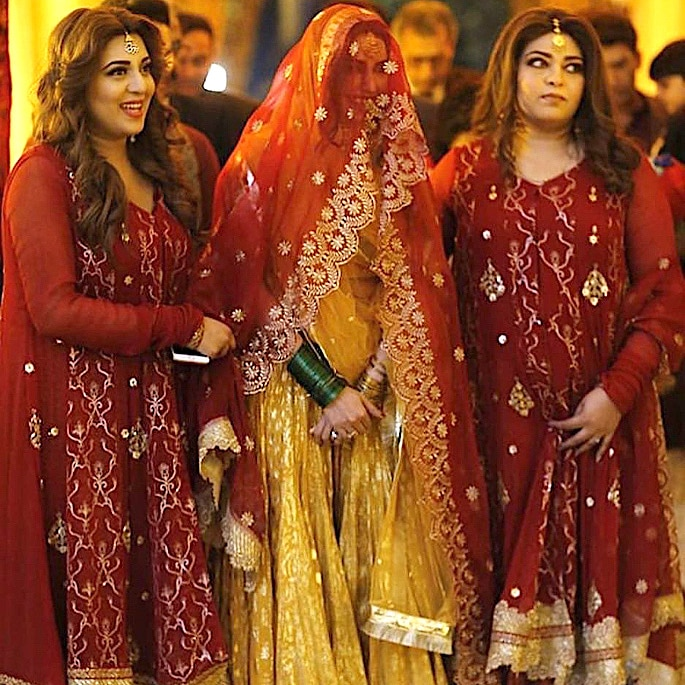 Wedding Highlights of Iman Ali & Babar Bhatti - IA 5
