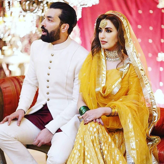 Wedding Highlights of Iman Ali & Babar Bhatti - IA 7