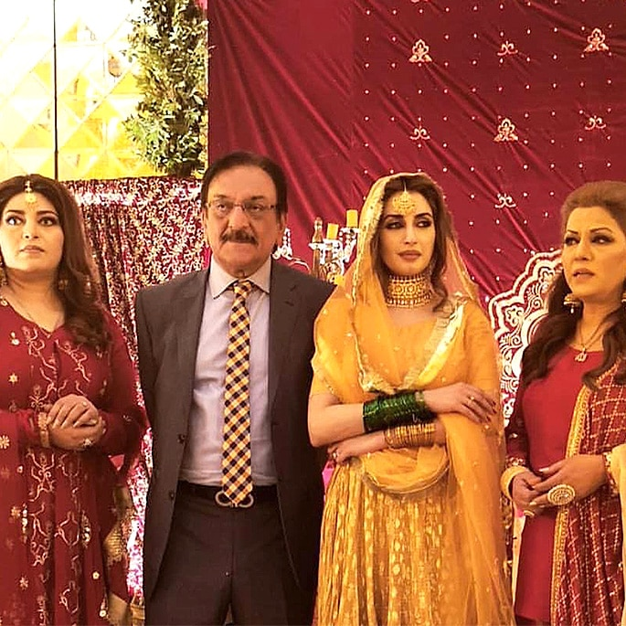 Wedding Highlights of Iman Ali & Babar Bhatti - IA 8