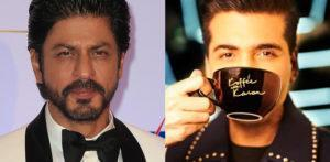 Why did SRK not appear on Koffee with Karan 6_ f