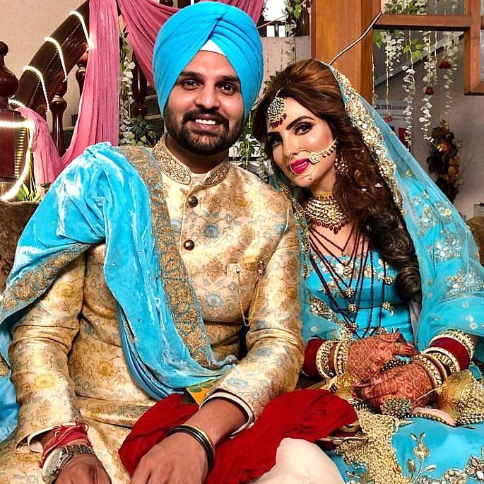 Yuvraj Hans marries Mansi Sharma in Wonderful Ceremony - IA 2