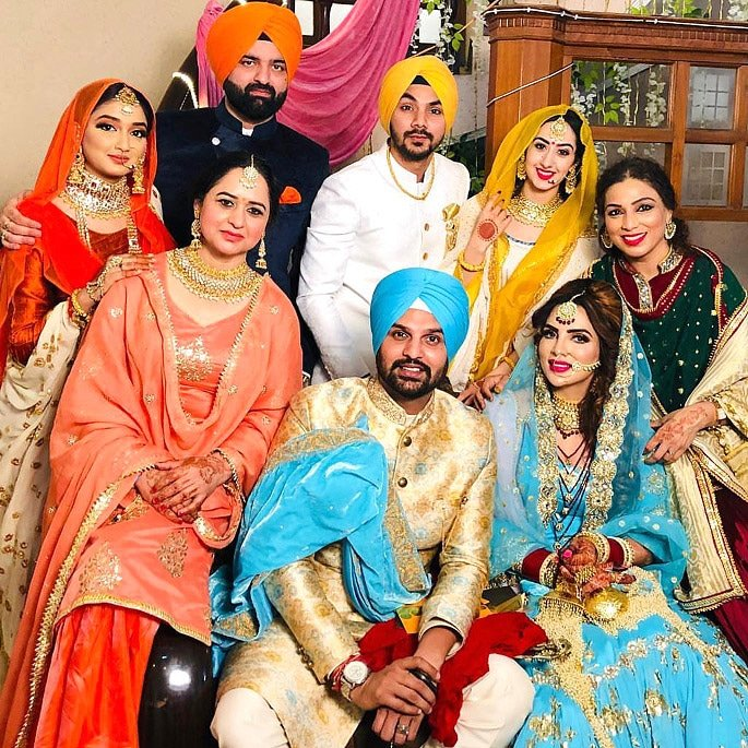 Yuvraj Hans marries Mansi Sharma in Wonderful Ceremony - IA 3