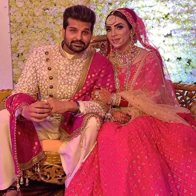 Yuvraj Hans marries Mansi Sharma in Wonderful Ceremony - IA 4
