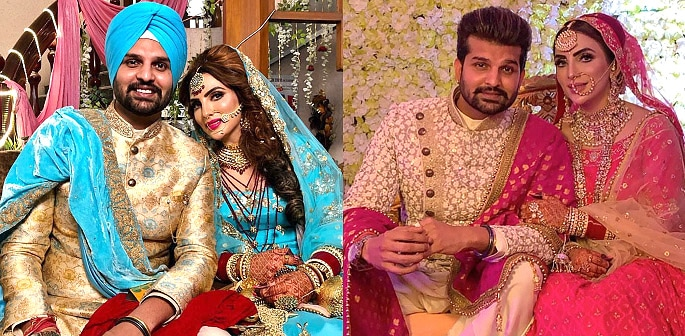 Yuvraj Hans marries Mansi Sharma in Wonderful Ceremony f