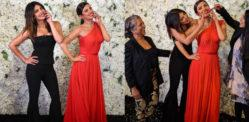 Priyanka Chopra unveils her Wax Statue at Madame Tussauds