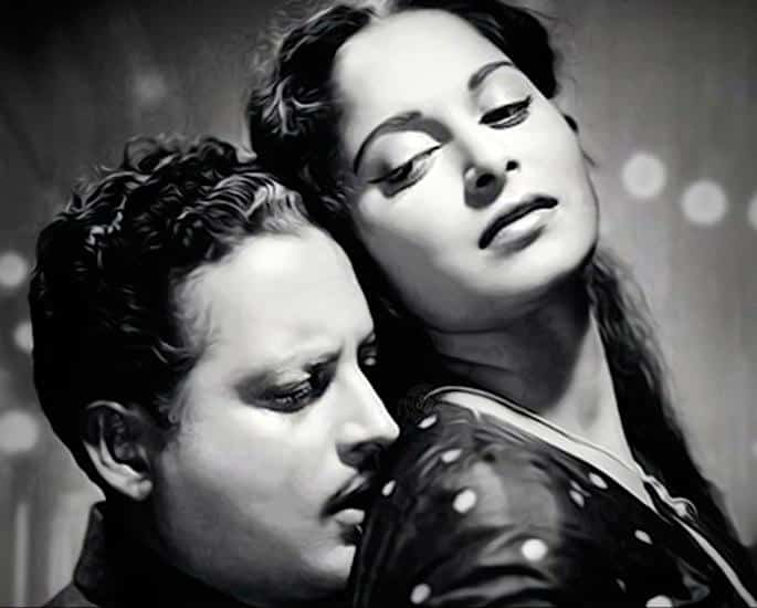 12 Great Bollywood Movies Set in West Bengal - Pyaasa