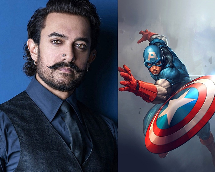 10 Actors for a Bollywood Avengers Remake - Aamir Khan