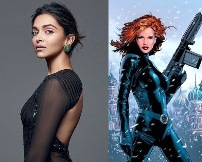 10 Actors for a Bollywood Avengers Remake - Deepika Padukone