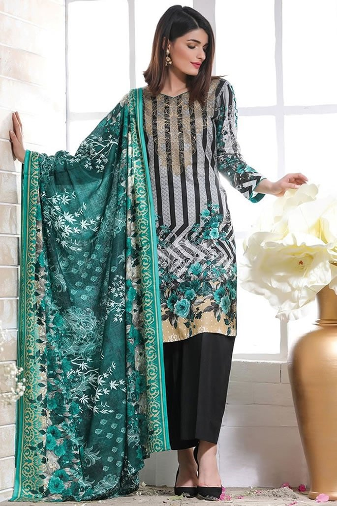 10 Contemporary Fashion Looks of Pakistani Women - Salwar Kameez