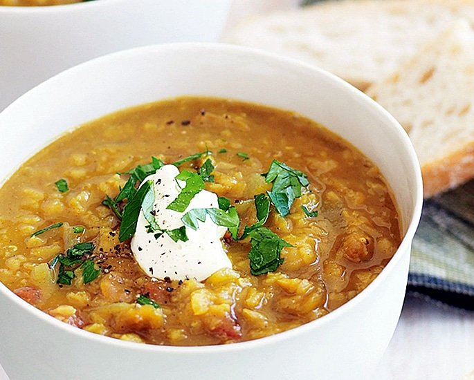 10 Heartwarming Indian Soup Recipes to Try - lentil