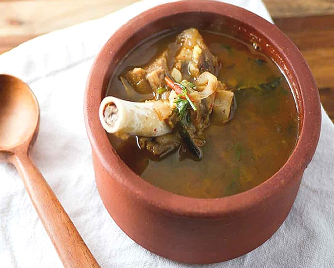 10 Heartwarming Indian Soup Recipes to Try - mutton