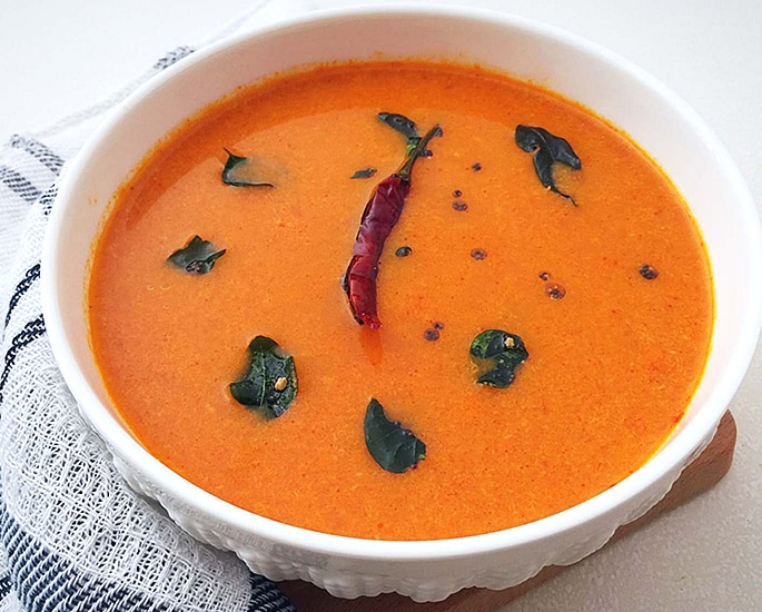 10 Heartwarming Indian Soup Recipes to Try - tomato saar
