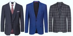 12 Best Men's Suits for Business and Work