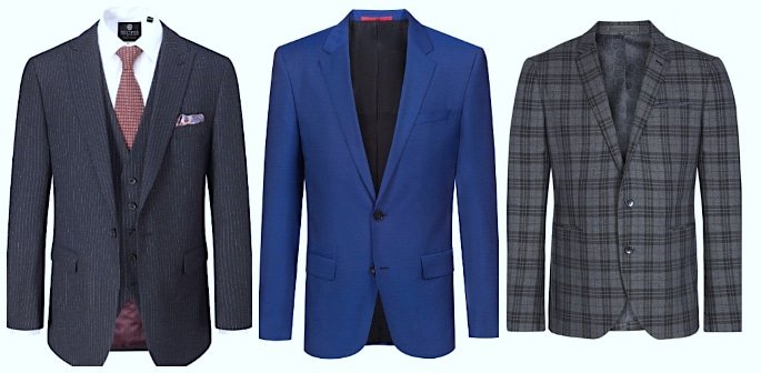 12 Best Men's Suits for Business and Work 1.2
