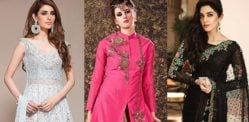 12 Stylish Fashion Looks of Pakistani Women